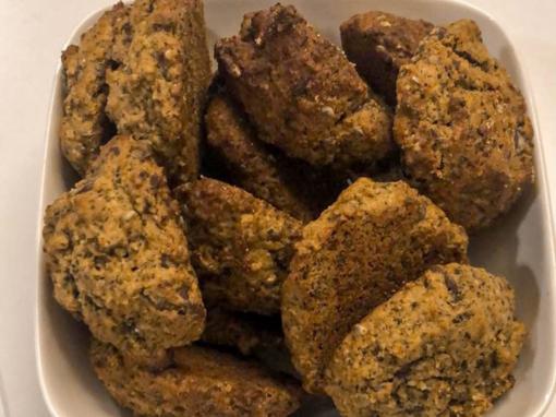 Sarahs Hanf-Energie-Cookies