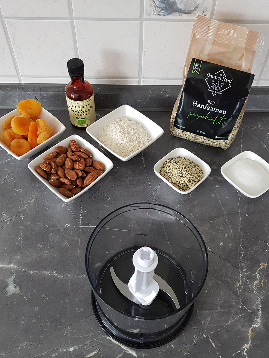 Snackbites Aprikose-Mandel-Kokos