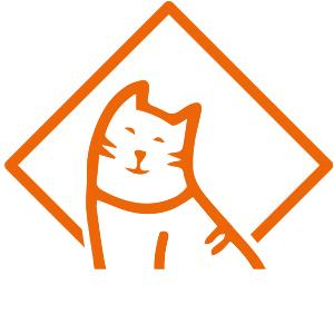 Logo Hanftropfen für Katzen