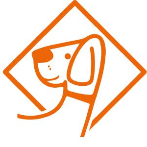 Logo Hanftropfen für Hunde