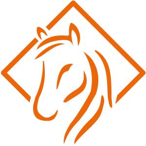 Logo Hanftropfen für Pferde