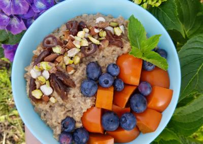 Orientalisches Porridge