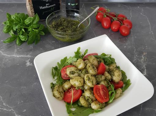 Pesto-Gnocchi