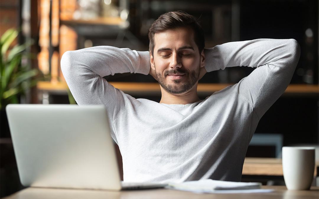 Grün macht glücklich – 5 Gründe, warum CBD dein Leben leichter macht